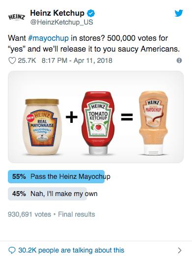 #Mayochup