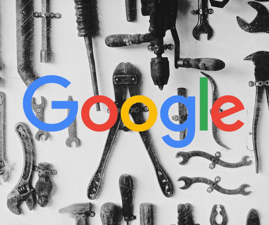 Googles testverktyg