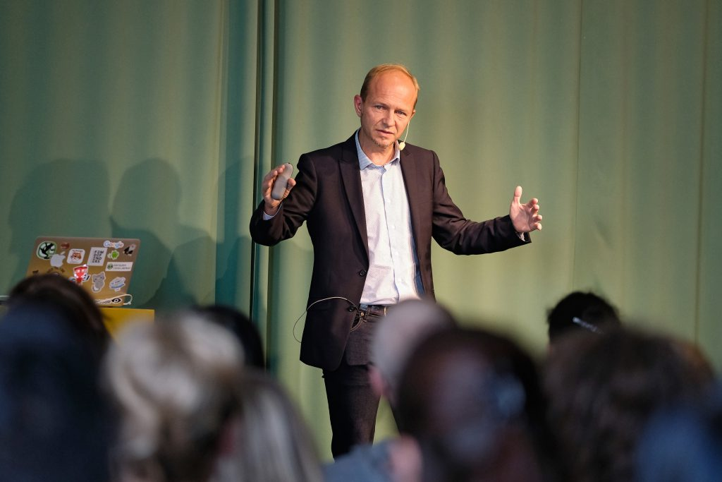 Anders Hjorth på SearchStars 2019