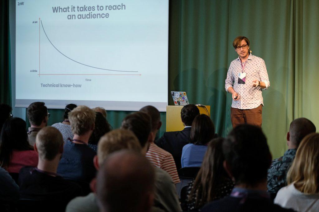 Kristoffer Yi Fredriksson på SearchStars