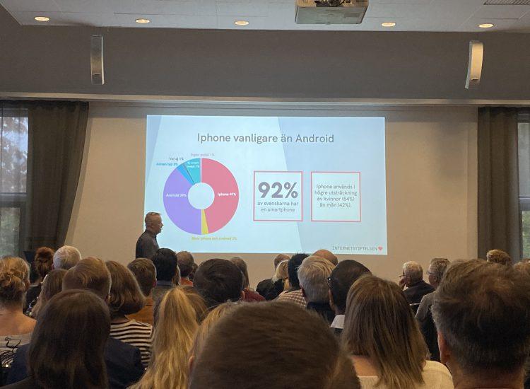 Svenskarna och internet 2019