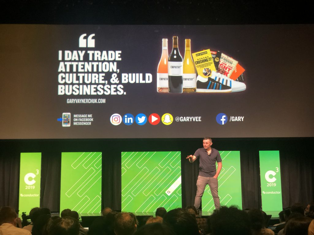 Gary Vee på C3 i New York