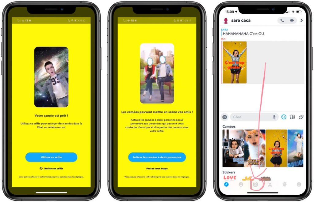 Snapchat släpper beta