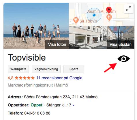 Digitala Nyheter Google My Business