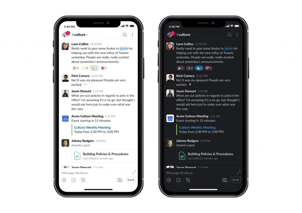 webbtrender-dark-mode-på-mobilen