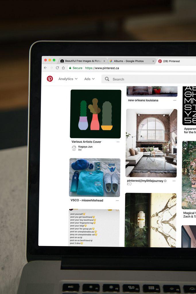 Digitala nyheter Pinterest Nu kan du bli verifierad handlare