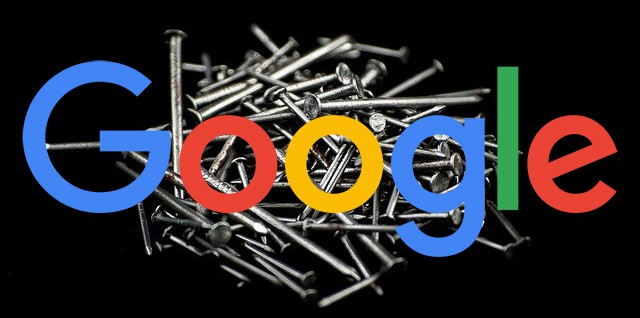 Google Färre webbsidor