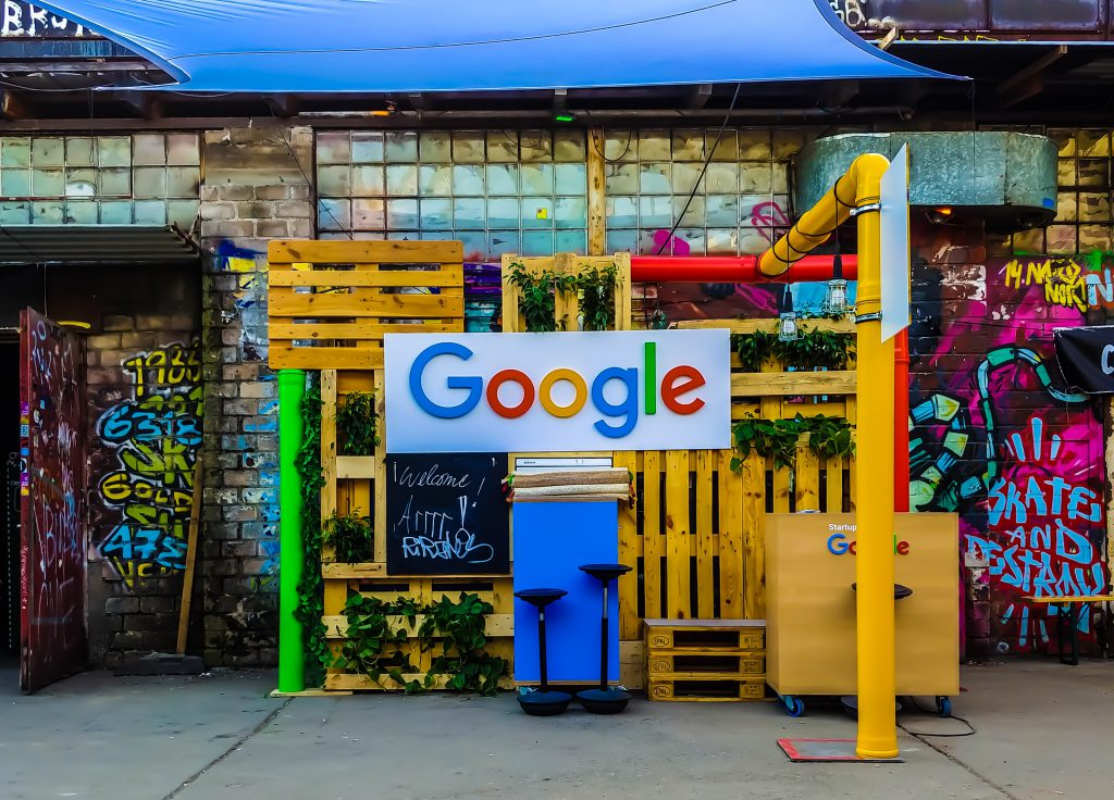Google dementerar myt