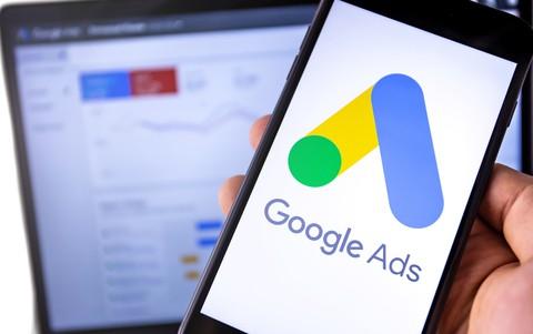 Digitala nyheter Google Ads