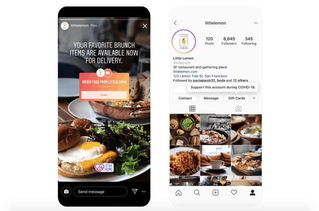 Instagram lägger till shoppingdekal
