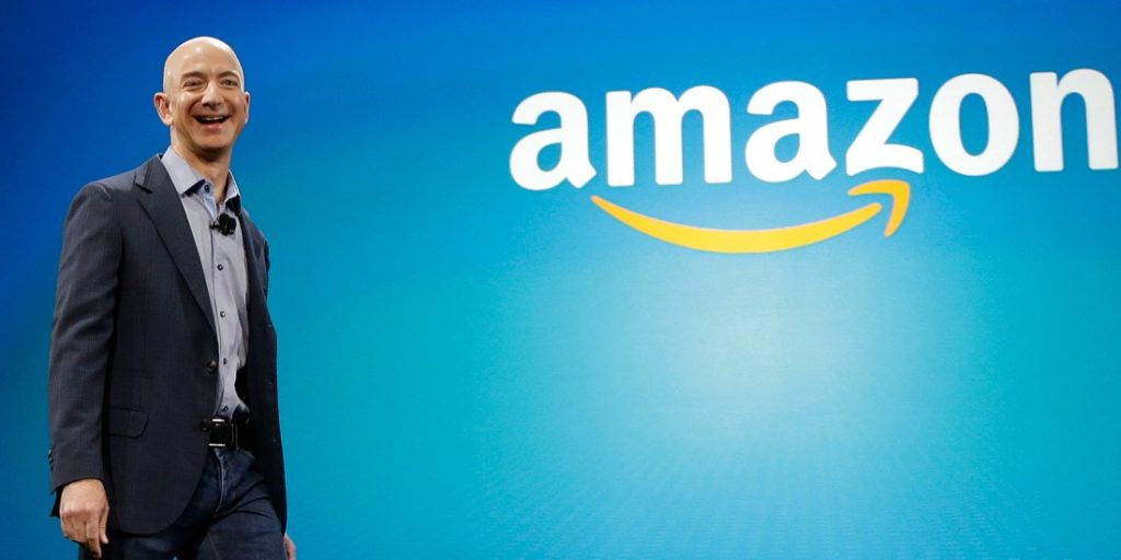 digitala nyheter Amazon kommer till Sverige