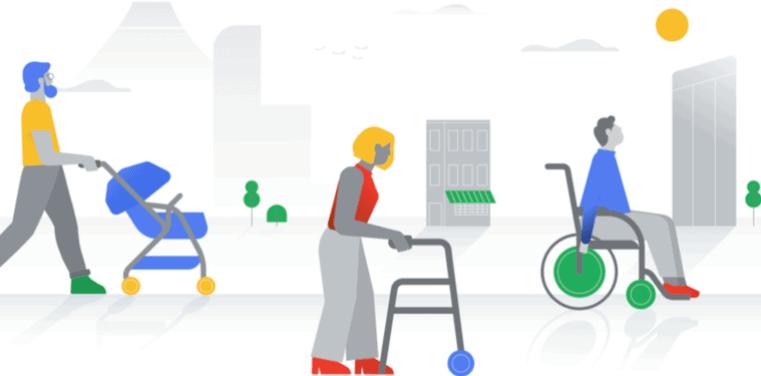 Google-maps-funktion-rörelsehindrade