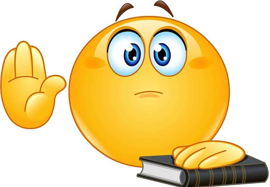 digitala nyheter emojis-används-i-rättegång