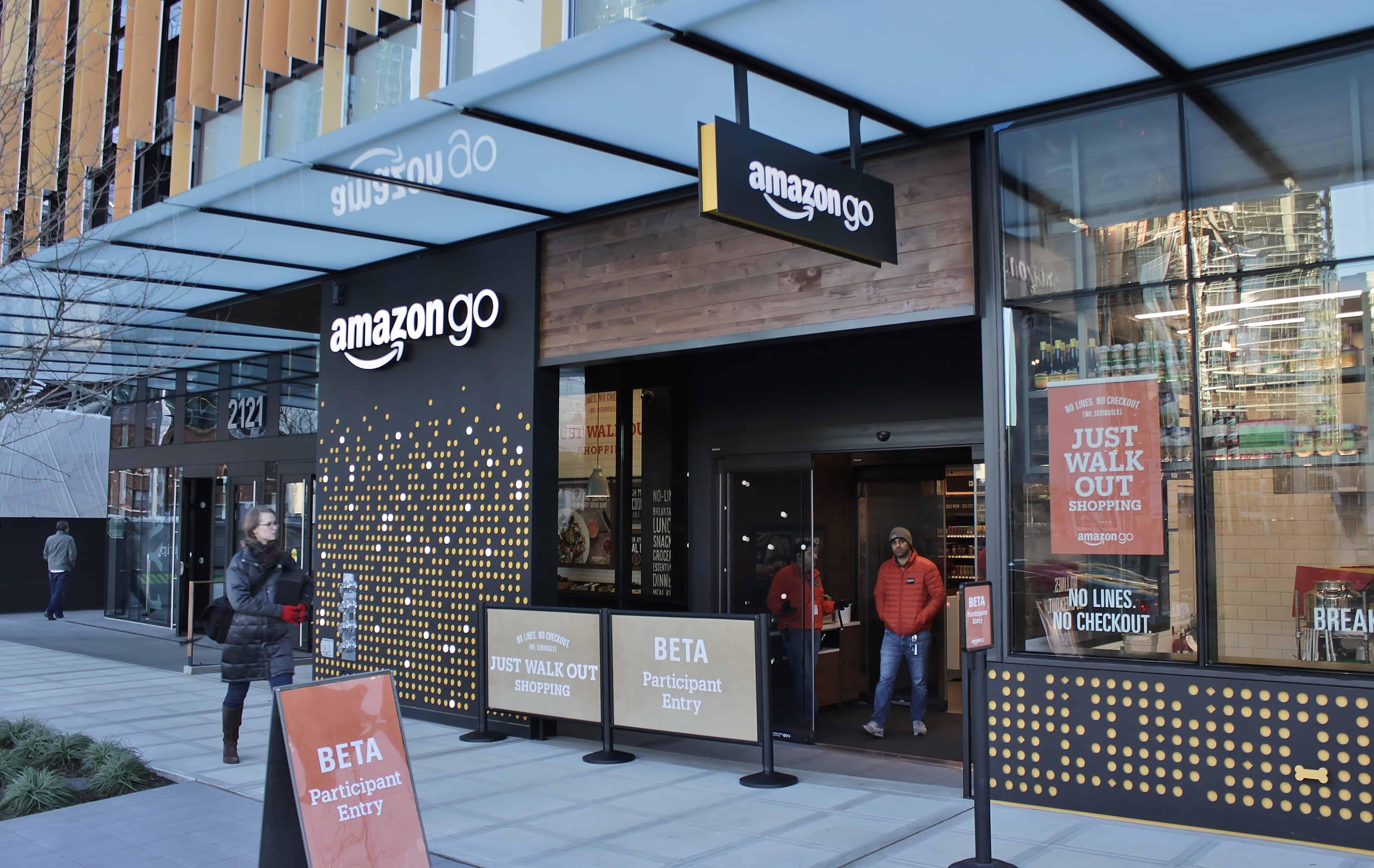Kommer Amazon Go till Sverige?