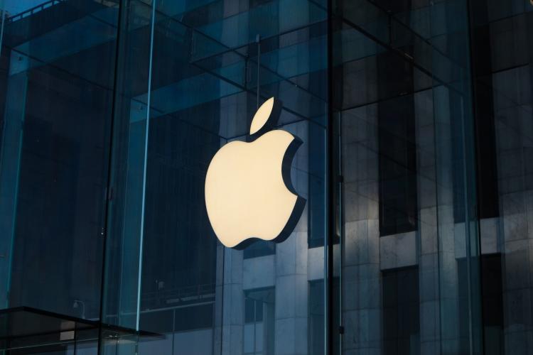 Digitala nyheter om Apples sökmotor