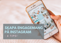 Skapa engagemang på Instagram 6 tips Topvisible