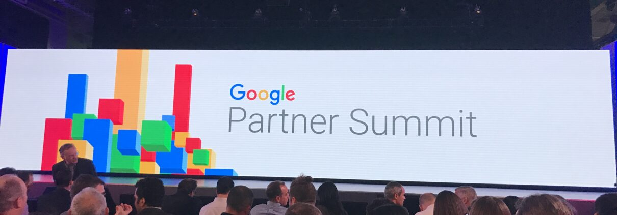 Google Partner Summit
