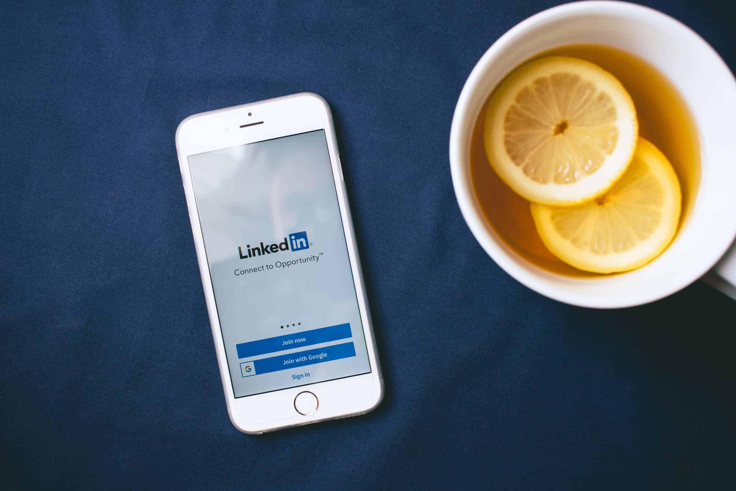 digitala nyheter Linkedin