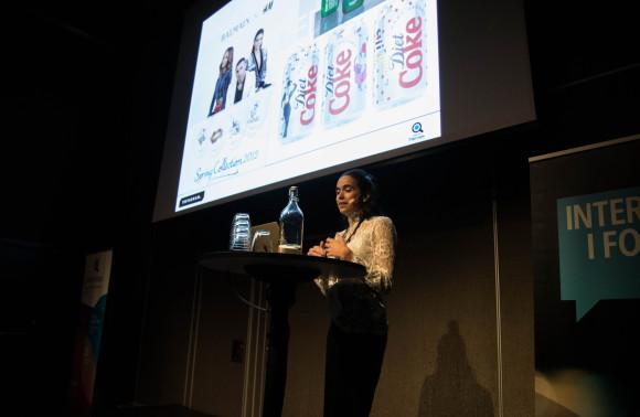 Mari-Linn från Testagram berättade om drivkrafterna bakom social shopping