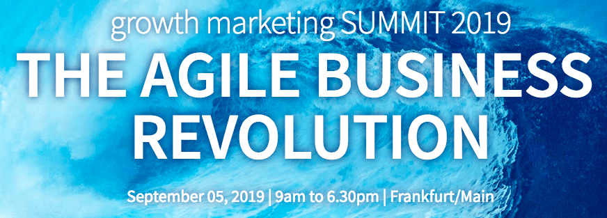 Growth Marketing konferens