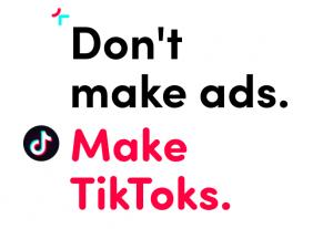 annonsera på tiktok