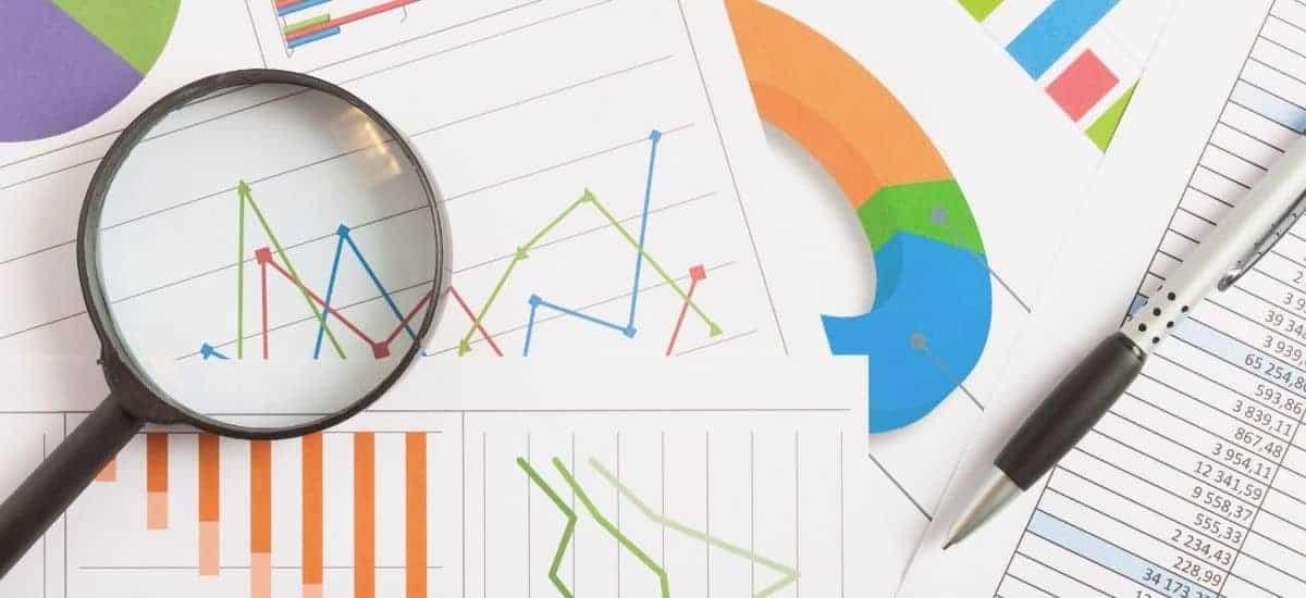 Analytiska grafer och diagram