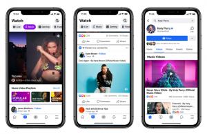 facebook musikvideor