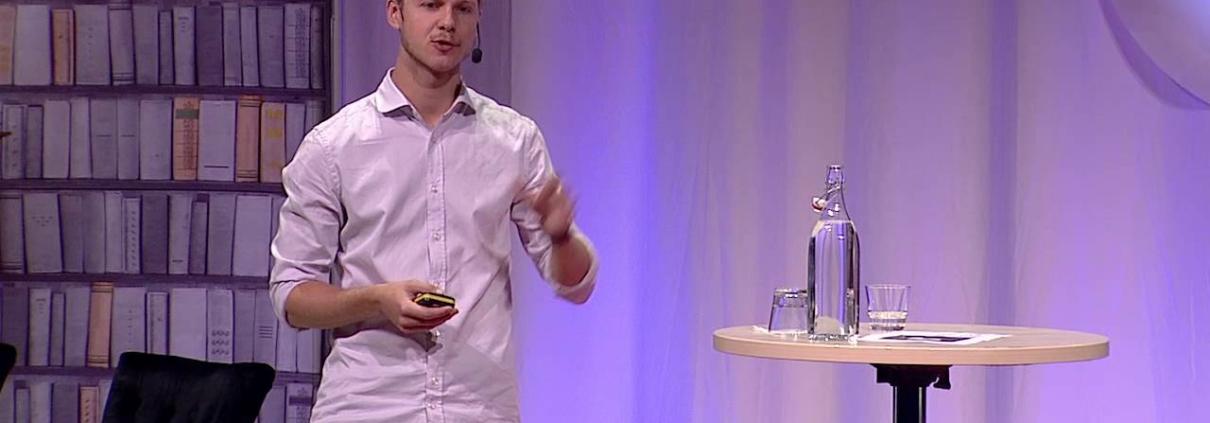 Sökkonferens - Fredrik Winberg