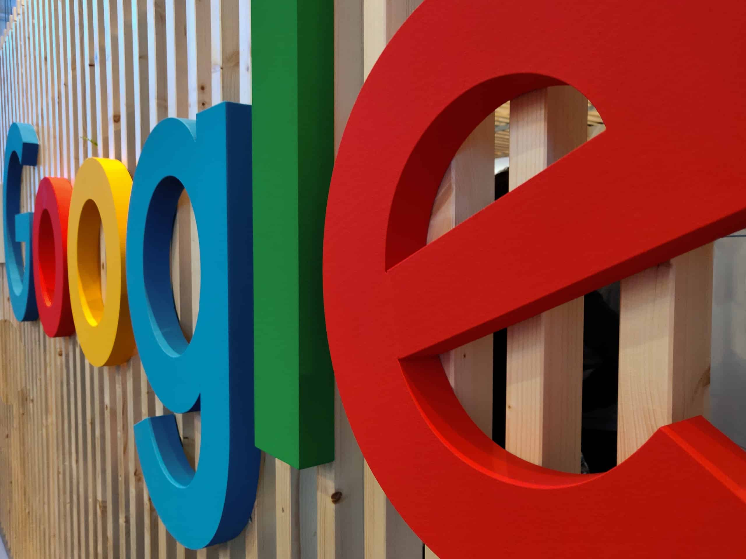 Digitala nyheter Google