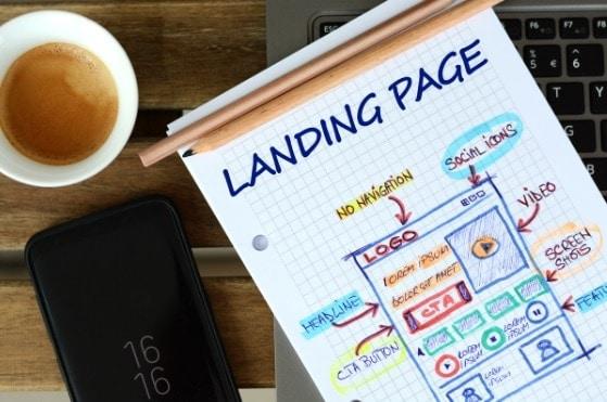 landningssida konvertering högkonverterande cro seo tips landing page