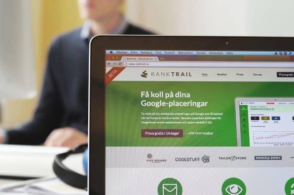RankTrail - SEO mjukvara