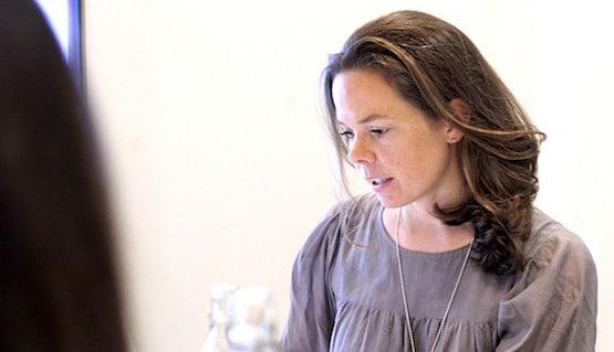 Maria Eckerwall VD på TopVisible
