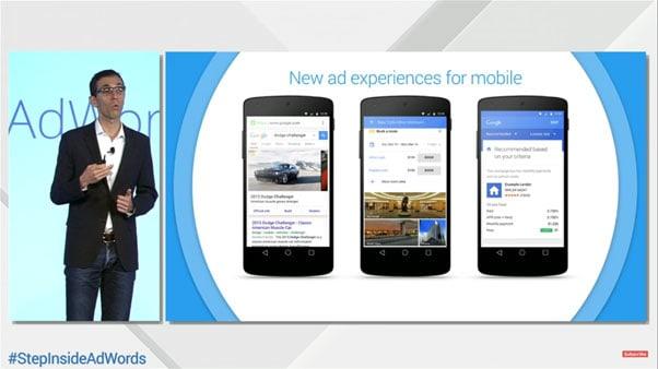 Google AdWords Livestream 2015